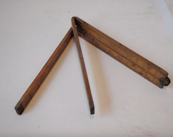 24 inch The Chapin ruler by Stephens Co. Number 63