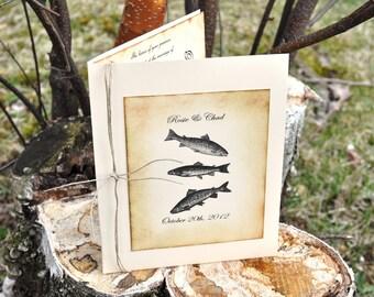 Fishing Wedding Invitations Fish Wedding Camo Wedding