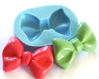 Ribbon Bow 22mm Bakery Silicone Flexible Mold 263s* BEST QUALITY