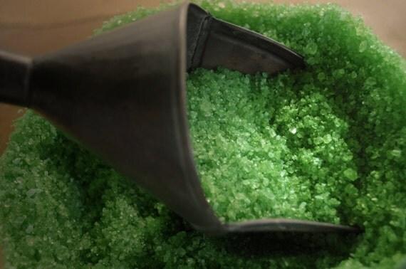 The Green Fairy Absinthe Fizzing Bath Salts Soak