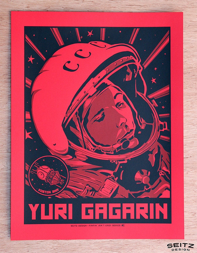 yuri gagarin full name - photo #43