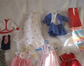 Scotter & Skipper Doll Clothes 1960 GOOD CONDITION