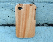 Mahogany Iphone 4 & 4s Case