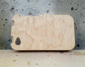 Custom order for Kandace Curly Maple wood Iphone 4& 4s Case