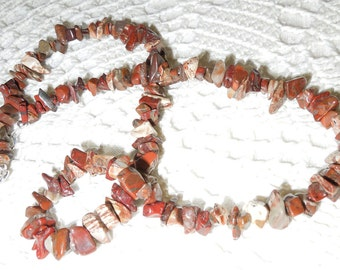 Design Your Own Collection - Brecciated Jasper Necklace (Item #1098)