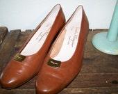 Vintage Firenze Salvadore Ferragamo Heels