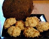 Coconut Macaroons Plain or Dipped