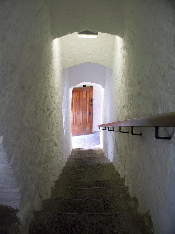 "Ireland Fine Art Photograph of a Castle doorway  20"" x 16"""