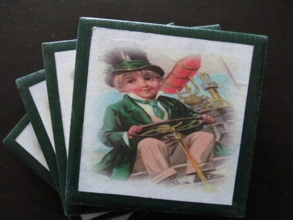 20% off until 27 th St Patrick's day  set of 4 coasters was 9.45 now 7.56