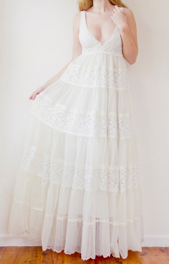 Unavailable listing on etsy for Baby doll wedding dress bridal gown