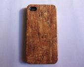 Wood Printed Pattern : Brown Color iPhone 4 Case, iPhone 4s Case, iPhone 4 Hard Case, iPhone Case