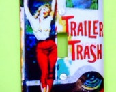 TRAILER TRASH Switch plagte cover
