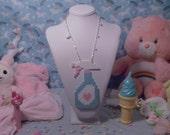 Pastel Windex Necklace