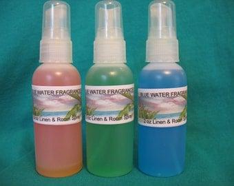 JASMINE  Linen, Room & Car Spray Fragrance Oil Perfume Oil  2oz