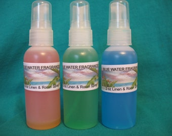 SMOKE and ODOR ELIMINATOR  Linen, Room & Car Spray Fragrance Oil  2oz