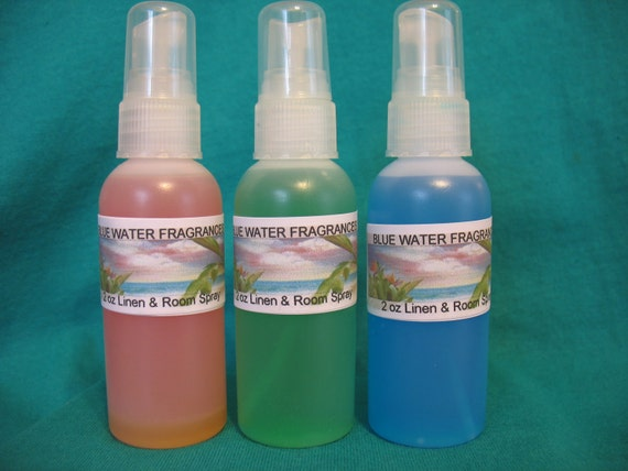 CLEAN COTTON Type  Linen, Room and Car Spray Fragrance Oil Perfume Oil  2oz