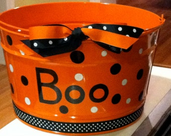 BOO  Beverage Bucket