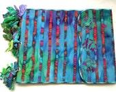 Batik Fabric Sketchbook