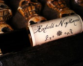 Renfield's Nightmare - Masculine Roll on Oil Perfume/Cologne - Dirt, Patchouli and Dragon's Blood