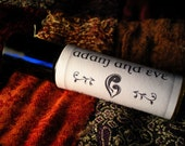 Adam and Eve - UNISEX Roll on Oil Perfume - Sweet Orange and Patchouli