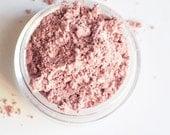 PINCHED Soft Pink: Mineral Blush Sample; Natural & Vegan Makeup
