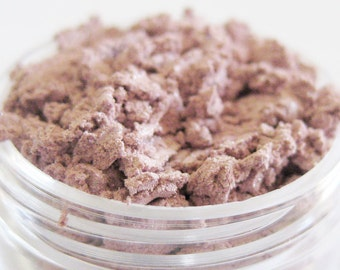 PINK CHAMPAGNE Small Mineral Eye Shadow: Natural Vegan Makeup Color