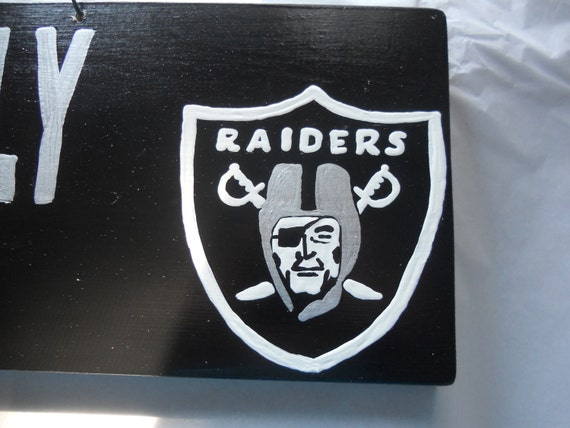 NFL Family Name Sign/ Family Sign/ Mancave Sign/