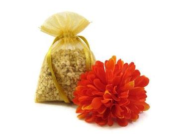Aromatherapy Energy Corn Cob Cellulose Fiber Aroma Sachet