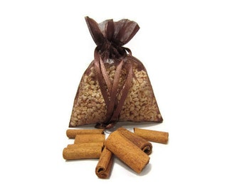 Cinnamon Sticks Corn Cob Cellulose Fiber Aroma Sachet