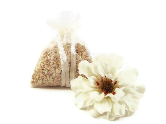 Caramel Cinnamon Latte Corn Cob Cellulose Fiber Aroma Sachet