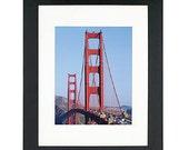 11x14 Frame -  Archival Mat -UV Protection Glass