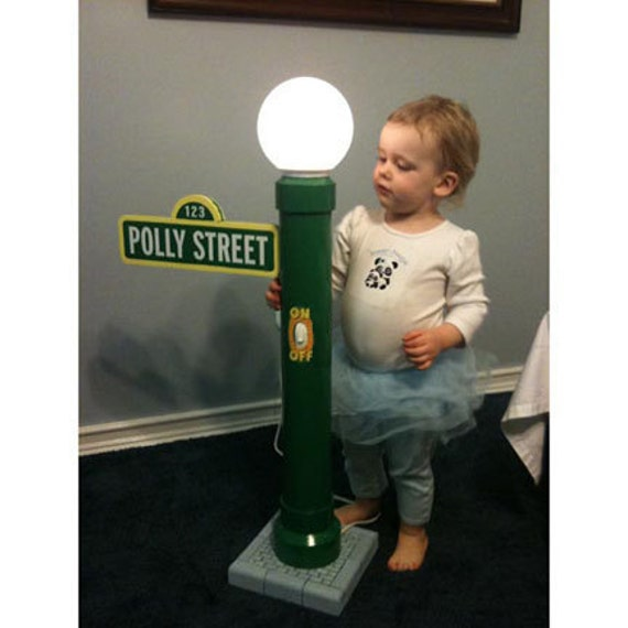 Items similar to Sesame Street Lamp on Etsy