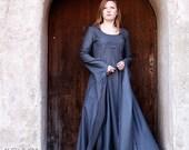 Viking Wedding dress Freja. Unique High Fashion.