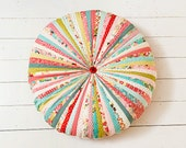 RESERVED for SAM JARVIS - Payment 1 of 2 - Large Whimsical Floor Cushion