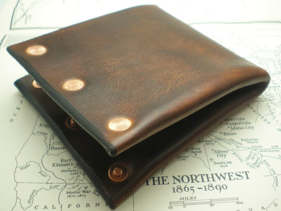 Really Nice Brown Leather Men's Wallet