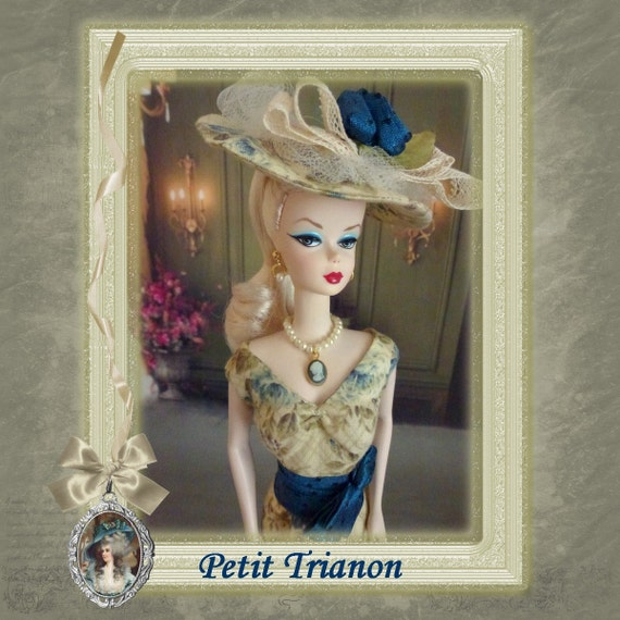 Petit Trianon for Silkstone Barbie