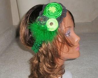 Touch of Irish Headband