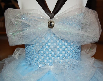 Disney Inspired Cinderalla Tutu Dress