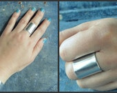 Metal Cuff Ring - Sized