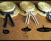 Pre-Order: Paris Straw Hat (Type A)