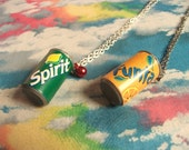 Fizzy Drink Cans Necklaces