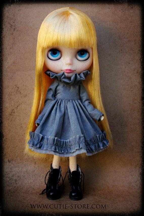 Gothic Dress Taffeta