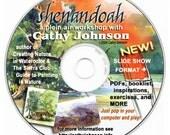 Shenandoah - a Plein Air Mini-workshop CD