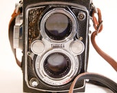 Yashica TLR Medium Format Camera - Fair