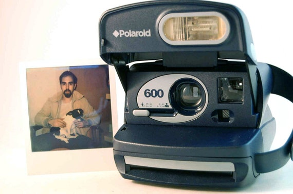 TESTED Polaroid 600 Instant Film Camera uses Impossible Project Film