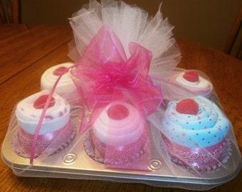 Baby Cupcake Gift Set