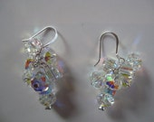 Lightning Strikes - Swarovski Crystal Earrings