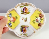 Victorian Pin Tray- Porcelain Dish