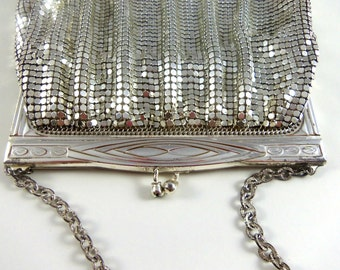Whiting & Davis Victorian Mesh Bag BRAND NEW-Never been used-