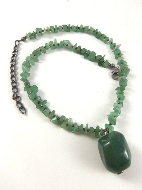 Items similar to beaded jade necklace vintage jade beaded for Pictures of jade jewelry